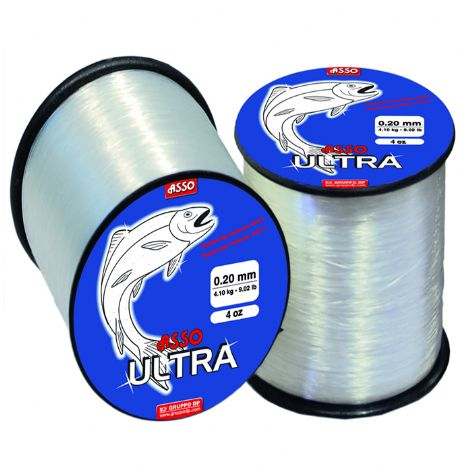 ASSO Ultra Clear Fishing Line